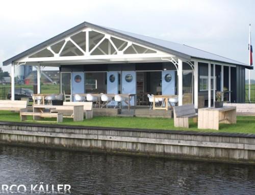 Temporarily yachtclub 2