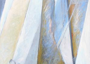 Kruisrak schilderij Marco Käller