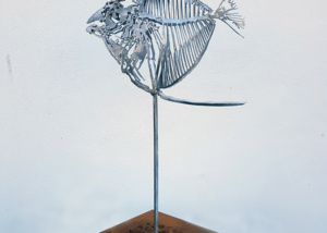 Oervis sculpture