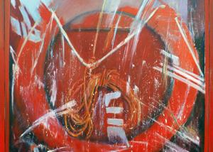 REDDINGSBOEI oil painting